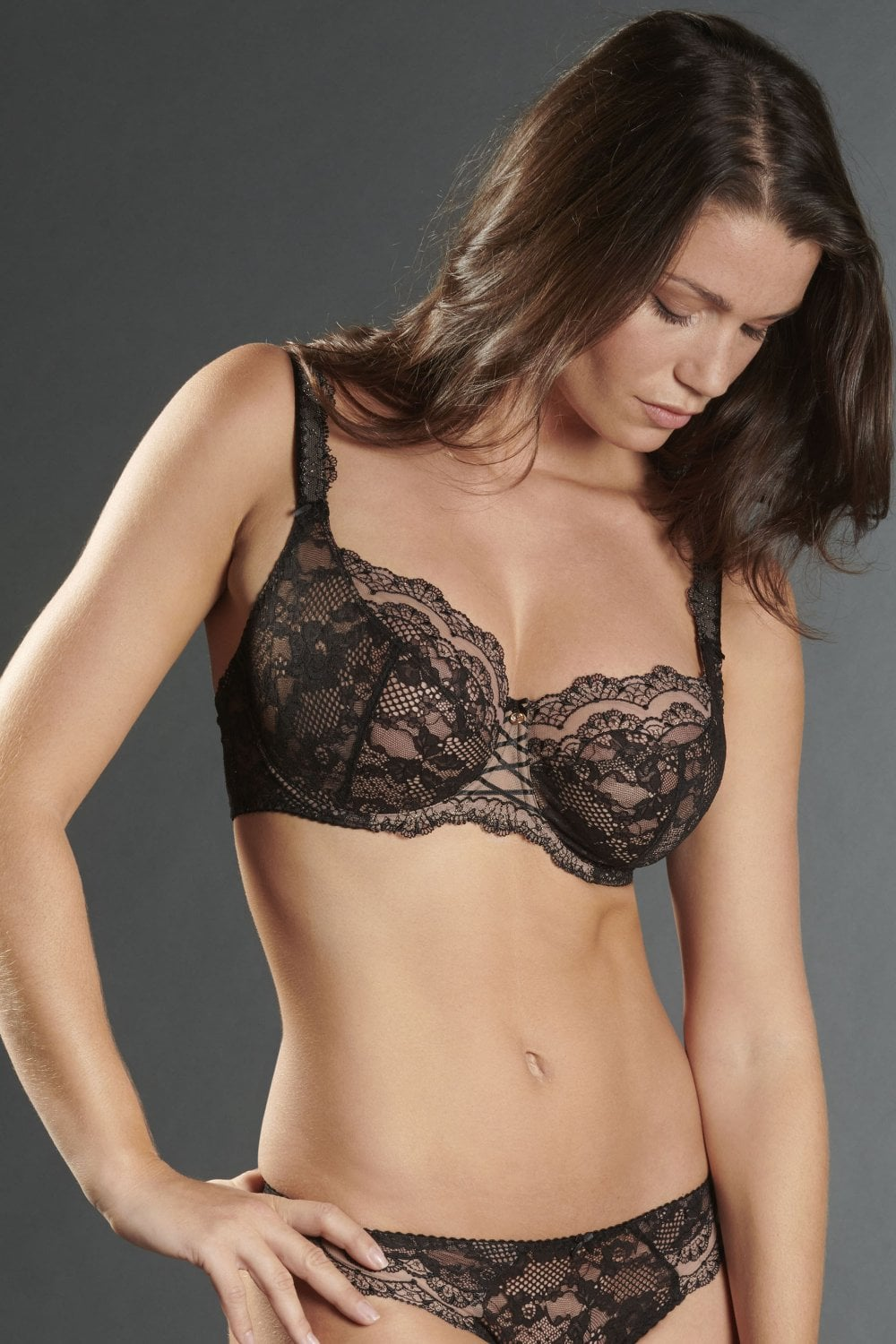 fine quality entire collection better Soleil Nocture Comfort Full Cup Bra D-G Cup
