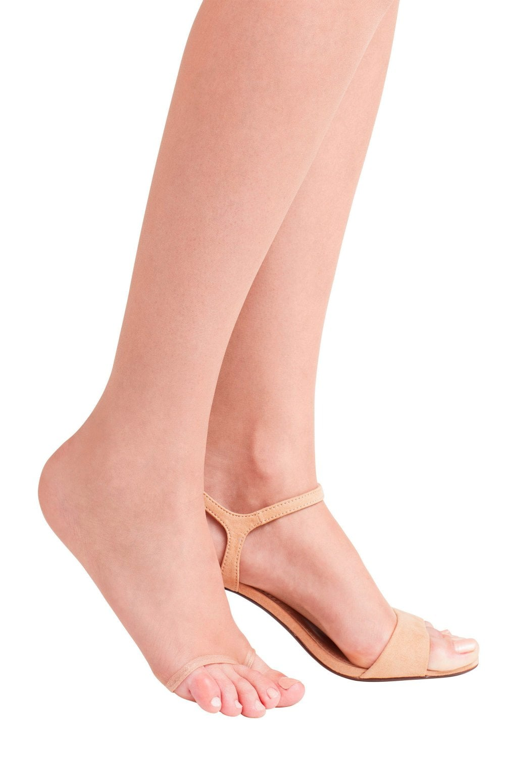 Falke Shelina 12 Denier Ultra-Transparent Shimmer Tights Powder