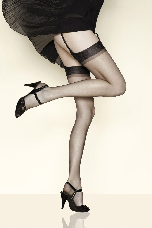 39b6989bc Gerbe Voile 7 Stockings